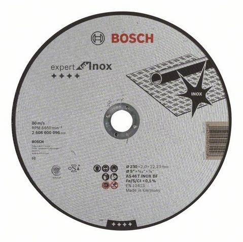 Диск отрезной Bosch Expert for Inox диск отрезной bosch expert for inox