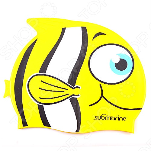 Шапочка для плавания Submarine SC14 шапочка mad wave submarine cap silicone multi m0573 02 0 00w