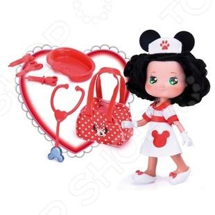 Кукла Famosa «Минни-медсестра»