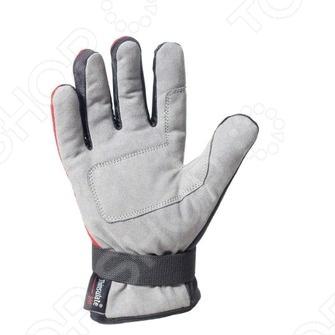 Перчатки для беговых лыж на липучке предназначены для занятий спортом, а точнее лыжными видами. Данная модель очень практична и универсальна в применении, она выполнена из качественного материала. Крепится перчатка на липучке.