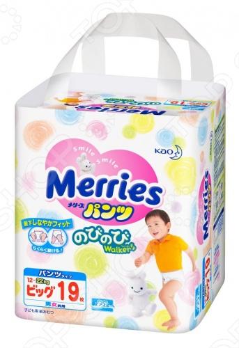 Трусики-подгузники Merries размер XL 12-22 кг 4901301-509116