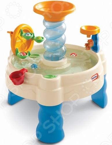 фото Игровой стол Little Tikes «Водные приключения», Парты. Столы. Стулья. Табуреты детские