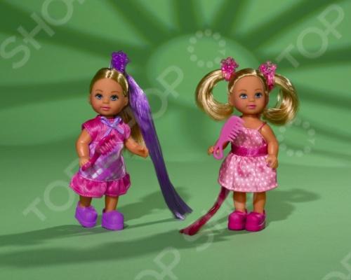 Кукла Еви с аксессуарами Simba «Супер-волосы»