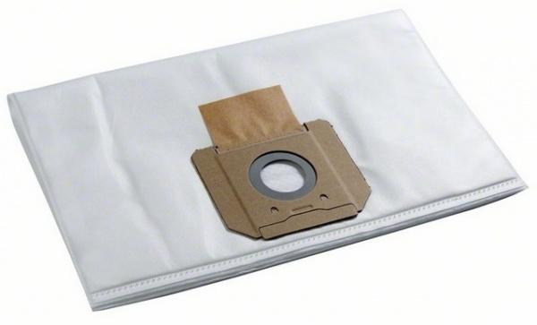 Мешок для пыли Bosch 2607432037Аксессуары для промышленных пылесосов и фенов<br>Мешок для пыли Bosch 2607432037 представляет собой удобный и крайне практичный аксессуар, с помощью которого вам удастся обеспечить чистоту и порядок на рабочем месте, дома или в других помещениях. Вы можете использовать его со следующими моделями пылесосов Bosh: GAS 35 L AFC; GAS 35 L SFC ; GAS 35 M AFC Professional. Подарите себе возможность находится в комфортных, безопасных для вашего здоровья и здоровья ваших близких условиях.<br>