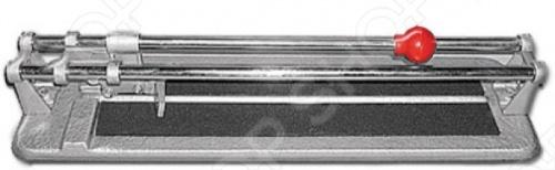Механический плиткорез FIT Классик для резки настенной и напольной плитки. Горизонтальный рез, диаметр ролика 22 мм и толщина 2 мм. Оснащен подвижной линейкой. Корпус изготовлен из стали, а ролик из твердотельной инструментальной стали. Доступно две вариации инструмента на выбор: 500 и 600 мм.