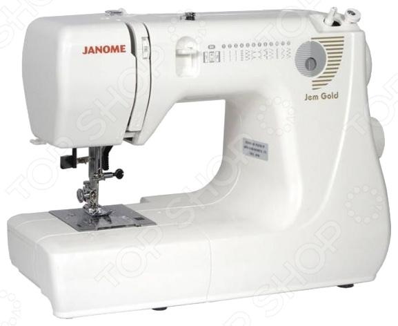 Швейная машина Janome JG408 швейная машина vlk napoli 2400
