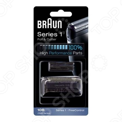 Сетка для бритвы Braun 10B braun is3044wh