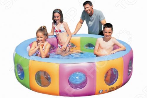 Бассейн надувной Bestway 51064Надувные бассейны<br>Надувной бассейн Bestway 51064 рекомендуется для детей от 6 лет. Имеет плотные стенки и дно. Мягкие бортики оберегают от травм. Весьма компактен и его легко можно взять с собой на отдых. Монтаж или демонтаж по времени занимает в среднем 15-30 минут. Вместительность 75 : 670 л. Также есть специальный ремкомплект.<br>