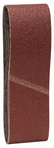 Набор лент для ленточных шлифмашин Bosch Best for Wood, 75x533 мм, 3 шт. bosch 75 х 533 мм зерно 40 10 шт 2608606080