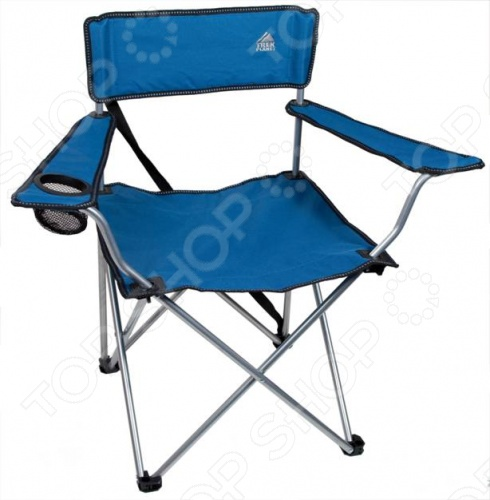 Кресло складное Trek Planet Promo коврик самонадувающий trek planet relax 50 70431