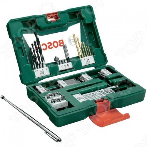 Набор принадлежностей Bosch 2607017314 bosch v line 48 2607017314