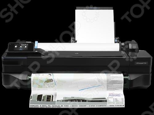 Принтер широкоформатный HP Designjet T120 610 мм (CQ891A)