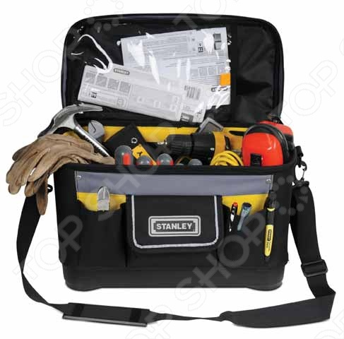 Сумка для инструмента STANLEY Basic Rigid Multipurpose универсальная stanley basic toolbox 1 79 218