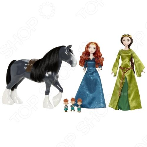 Набор игровой Mattel «Королевство Мериды»
