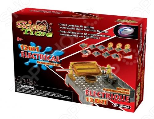 Наглядное пособие Eastcolight «Эксперименты с электричеством» 28804