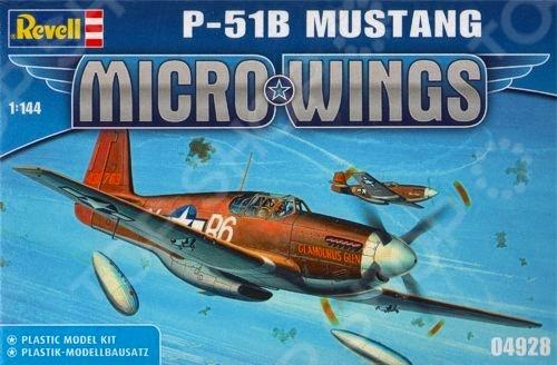 ������� ������ ����������� Revell P-51B Mustang
