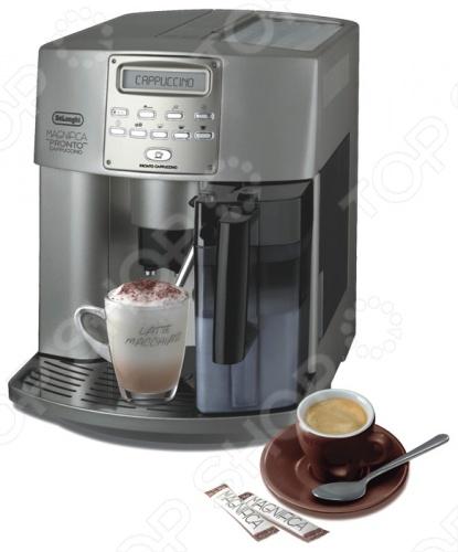 Кофемашина DeLonghi ESAM 3500.S кофемашина delonghi esam 3200 s silver