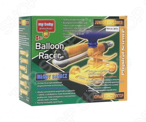 Наглядное пособие Eastcolight «Помпа для воздушных шаров»