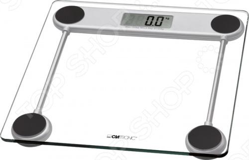 Весы Clatronic PW 3368 Glas кухонные весы clatronic kw 3626 glas schwarz