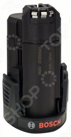 Батарея аккумуляторная стержневая Bosch 2607336864 набор bosch дрель аккумуляторная gsb 18 v ec 0 601 9e9 100 адаптер gaa 18v 24