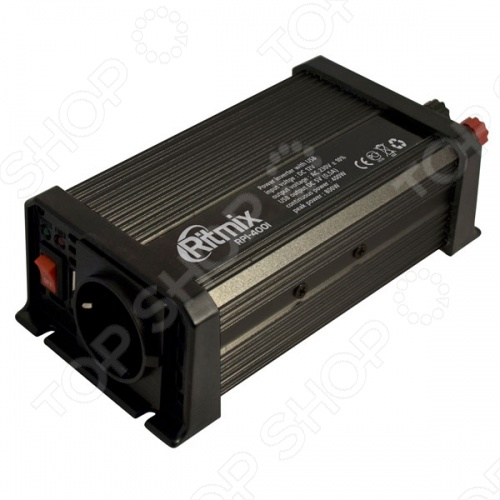 Инвертор автомобильный с USB Ritmix RPI-4001 Ritmix - артикул: 103739