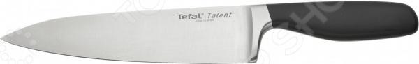 Нож Tefal Talent K0910204 поварской нож tefal talent 20 см k0910204