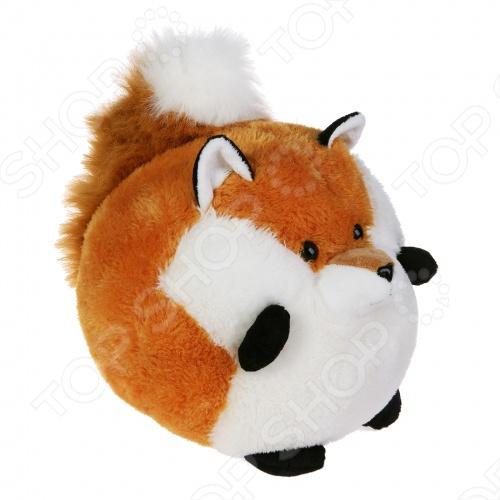 Мягкая игрушка Gulliver Лисичка-пушистый хвостик игрушка мягкая gulliver мишутка пуффи 30см
