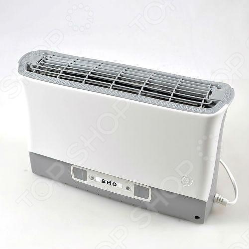 Воздухоочиститель Супер Плюс БИО Очиститель-ионизатор воздуха Супер Плюс БИО /Серо-белый