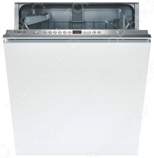 Машина посудомоечная встраиваемая Bosch SMV65M30RU