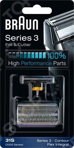 Сетка для бритвы Braun 31S сетка для бритвы braun 11b
