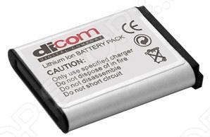 фото Аккумулятор для фотокамеры Dicom DO-42B, Аккумуляторные батареи для фотоаппаратов и видеокамер