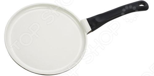 Сковорода блинная Vitesse с керамическим покрытием сковороды bradex сковорода блинная с керамическим покрытием кросс