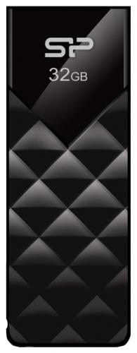 Флешка Silicon Power SP032GBUF2U03V1W цена и фото