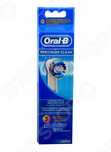 Насадки Braun Oral-B Precision Clean EB 20-3    /