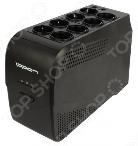 Источник бесперебойного питания Ippon Back Comfo Pro 800 источник бесперебойного питания ippon back comfo pro new 600
