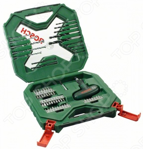 Набор сверл и бит Bosch 2607010610