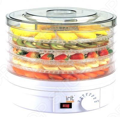 Сушилка для овощей  фруктов Irit -5921