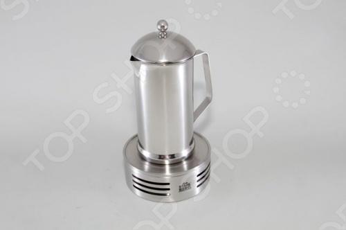 Кофейник с поршнем Stahlberg 7116-S е yami сифон кофейник три поколения штрафа кофе е 1315 5d 5 частей