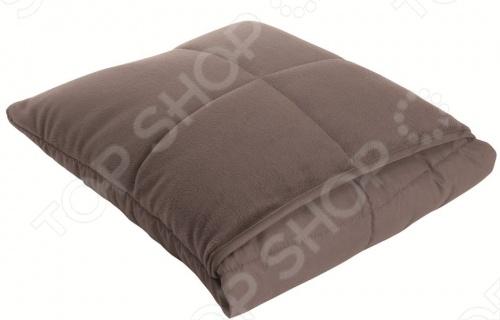 Фото Подушка-одеяло Dormeo Flip. Цвет: серый