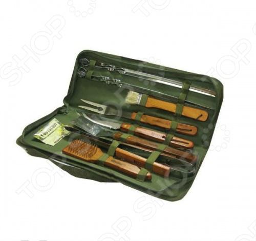 Набор кухонных принадлежностей Boyscout походный наборы кухонных принадлежностей elan gallery набор лопатка кисточка