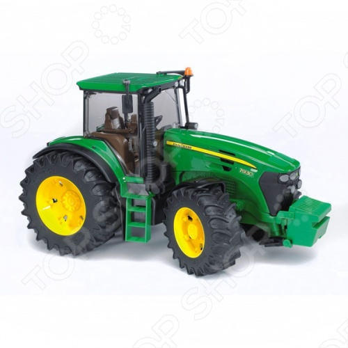 Трактор Bruder John Deere 7930 tomy britains трактор john deere 6210r
