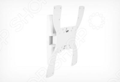 Кронштейн для телевизора Holder LCDS-5019 рассчитан на максимальную нагрузку в 30 кг. Тип кронштейна- настенный. Для телевизоров с диагональю экрана 19 -40 48-102 см . Монтаж производится только на поверхностях из бетона, кирпича или массивной древесины. Крепежные детали в комплекте.