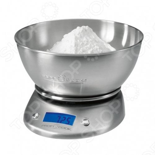 Весы кухонные Profi Cook PC-KW 1040 весы кухонные profi cook pc kw 1061 серебристый