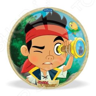 Мяч Mondo «Джейк и Пираты Нетландии». В ассортименте