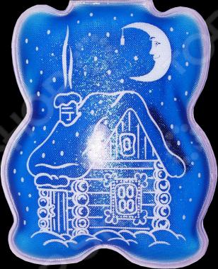 Грелка солевая ДЕЛЬТА-ТЕРМ «Теплая избушка» грелка солевая дельта терм котофей