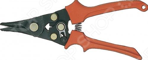 Ножницы по металлу BAHCO с рычагом MA225