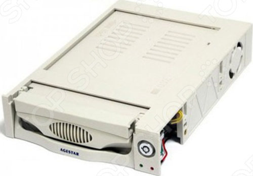 Внешний корпус для HDD AgeStar SR3P(SW)-1F