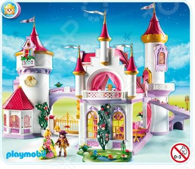 Сказочный дворец:Сказочный дворец принцессы 5142 5142pm Сказочный дворец принцессы Playmobil 5142pm