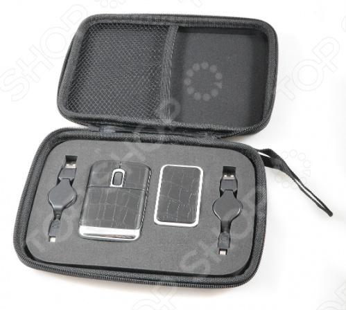 Набор подарочный 31 ВЕК Подарочный набор 31ВЕК EL-1015: мышь и USB-хаб. В ассортименте