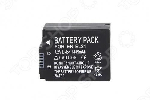 фото Аккумулятор для фотокамеры Dicom DN-EL21, Аккумуляторные батареи для фотоаппаратов и видеокамер